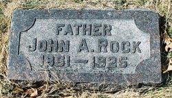 John Augustus Rock