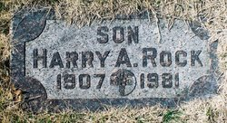 Dr Harry Archer Rock