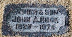 John Augustus Rock, III