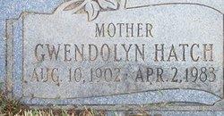 Gwendolyn <i>Hatch</i> Blanch