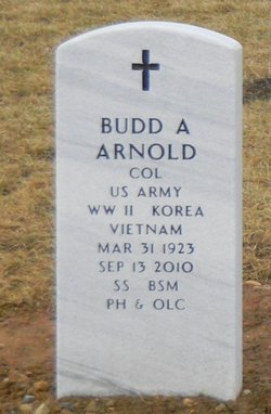 Budd A Arnold
