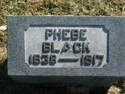 Phebe <i>Tidball</i> Black