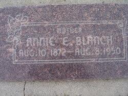 Annie Elizabeth <i>Blanch</i> Blanch
