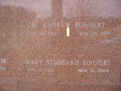 Mary L <i>Stoddard</i> Bohnert