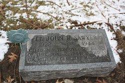 Lieut John R. Sawyer