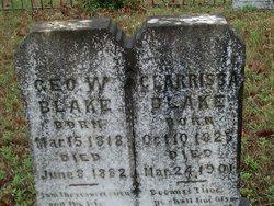 George Washington Blake