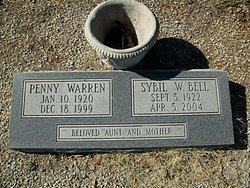 Sybil <i>Warren</i> Bell