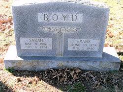 Frank Boyd