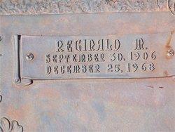 Reginald Marshall Marshall Davis