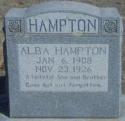 Alba Bennion Hampton