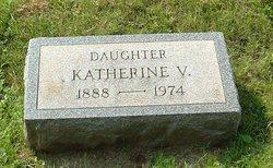Katherine V Clark