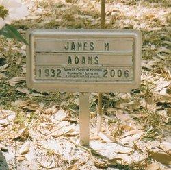 James Marshal Marshal Adams