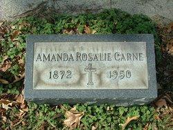 Amanda Rosalie Carne
