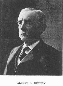 Albert B. Dunham