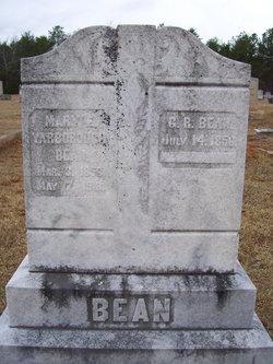 Mary Elizabeth <i>Yarborough</i> Bean