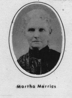 Martha Jane <i>Merrick</i> Shannon