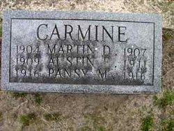 Austin F.? Carmine