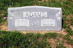 Maurine <i>Pack</i> Adams