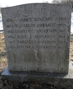 Everett C Anderson