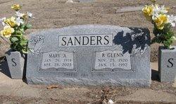 Byron Glenn Sanders