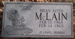 Brian Keith McLain