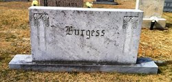 Jessie M Burgess