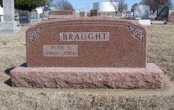 Ruth A. <i>Monger</i> Braught