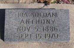 Ida <i>Soldani</i> Anthony