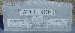 William Jessie Atchison