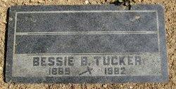 Bessie B. Tucker