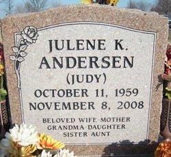 Julene K <i>Judy</i> Andersen