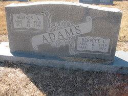 Bernice L. Adams