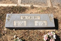 Dalton E. McCrury