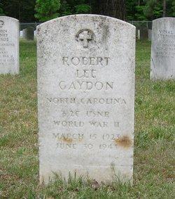 Robert Lee Gaydon