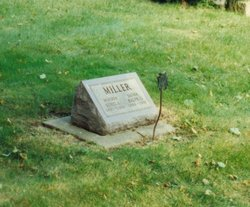Ethel Belle <i>Langholf (Langholff)</i> Miller