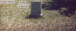 Orville Ackerman