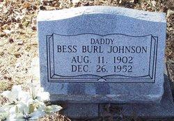 Bess Burl Johnson
