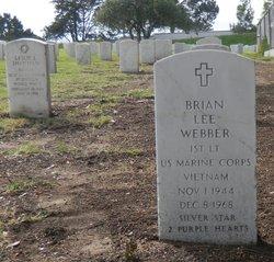 1LT Brian Lee Webber