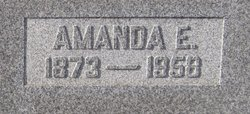 Amanda E. <i>Hood</i> Jones