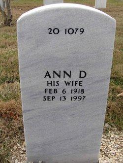 Ann Dorothy <i>Spaeth</i> Belmont