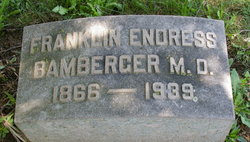 Dr Franklin Endress Bamberger