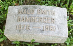 Maud <i>Smith</i> Bamberger