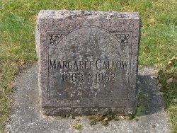 Margaret Melissa <i>Cumming</i> Callow