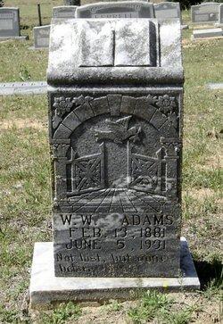 William Wade Adams
