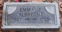 Emma Pauline <i>Weiss</i> Albrecht