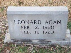 Charles Leonard Agan