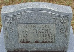 Irvin Carl Armstrong