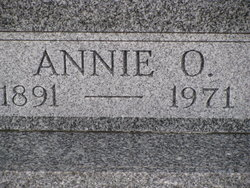 Annie O <i>Esterly</i> Brown