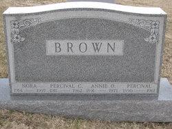 Nora <i>Gundy</i> Brown