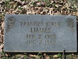 Frances <i>Byrne</i> Ijames